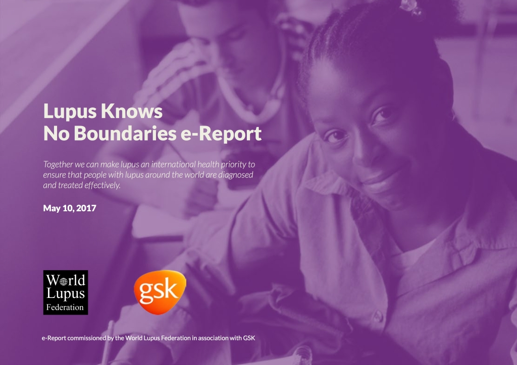 Lupus Knows No Boundaries e-Report